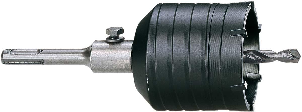 KEIL 711 713 080 Hohlbohrkrone M16 komplett mit SDS-plus Aufnahme und Zentrierbohrer, Ø 80,0x80 mm 1711713080