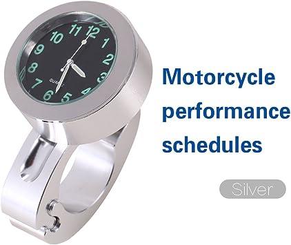 Universal New Red Billet Aluminum Motorcycle Hour Meter Mounting Bracket