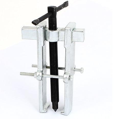 uxcell Auto Car Heterosexual Tipo Dos Garras Gear Teniendo Extractor de inducido forja