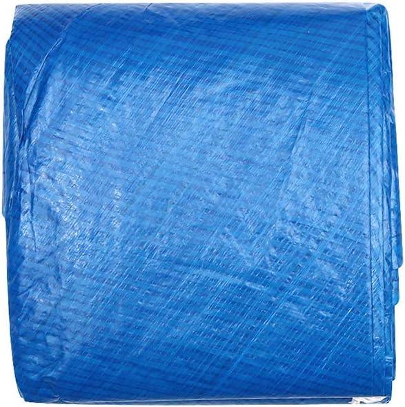 MOSINITTY - Funda para piscina, redonda, inflable, fácil de instalar, antipolvo, evita la evaporación, resistente a la lluvia, 183 cm, 305 cm.