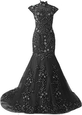 goth prom dress