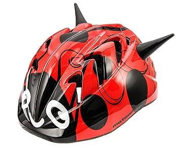 fahrradhelm marienkäfer