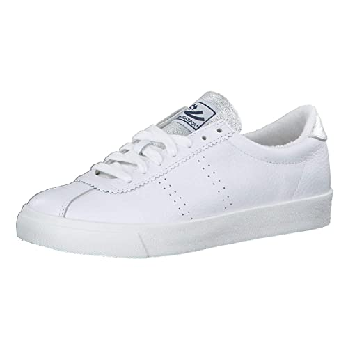 low cost 729cd f85d6 Superga Sneaker Sportive Silber - (S00C4F0 2843 FB: 915SILBER)