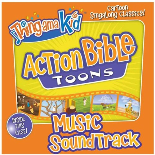 Days Of Creation (Action Bible Toons Music Album (Days Of Creation Song)
