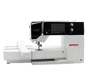 Bernina B580E Embroidery