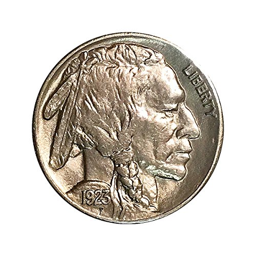 1923 S Buffalo Nickel - Gem BU/MS/UNC - STRONG DETAILS