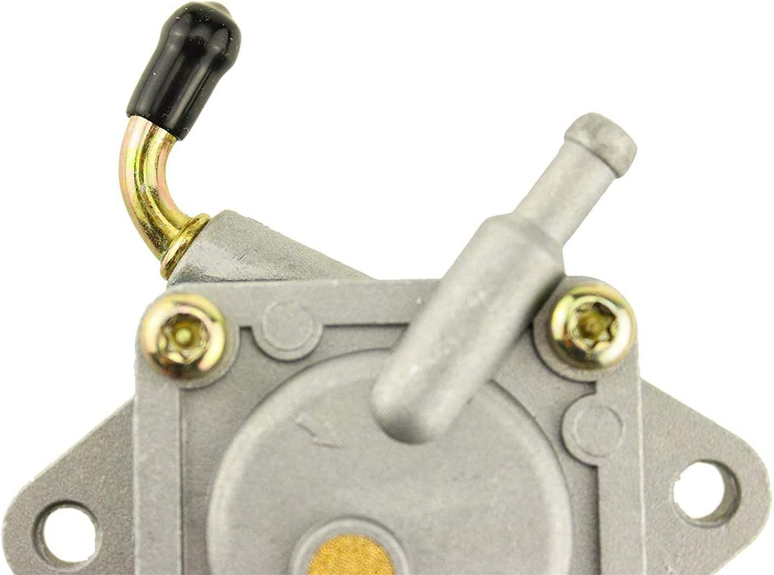 AUTVAN Fuel Pump Fits for John Deere 112L 130 LX172 180 GT242 Kawasaki Engine FC540 FC420V Replace #AM109212 AM106164 AM101074 49040-2066 New