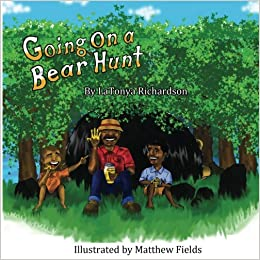 Image result for going on a bear hunt latonya richardson