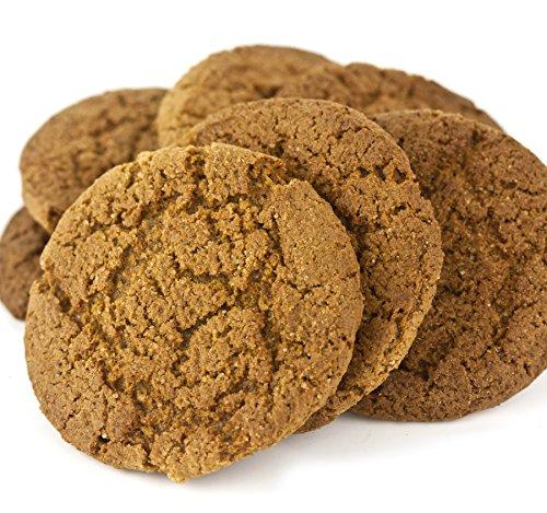 Bulk Ginger Snaps, 3.5 Lb. Bag (Pack of (Best Ginger Snaps)