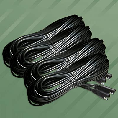 Battery Tender 25 FT Extenstion Cable- 4 Pack: Automotive [5Bkhe1513131]