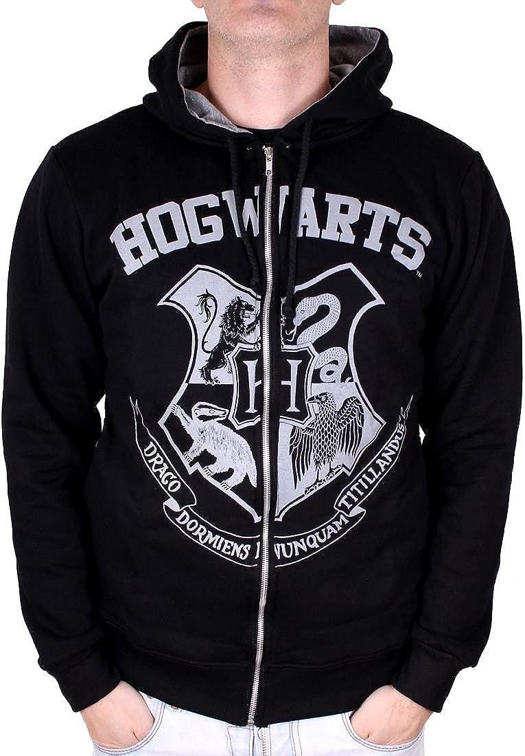 Harry Potter Hogwarts escuela de la vendimia con capucha ...