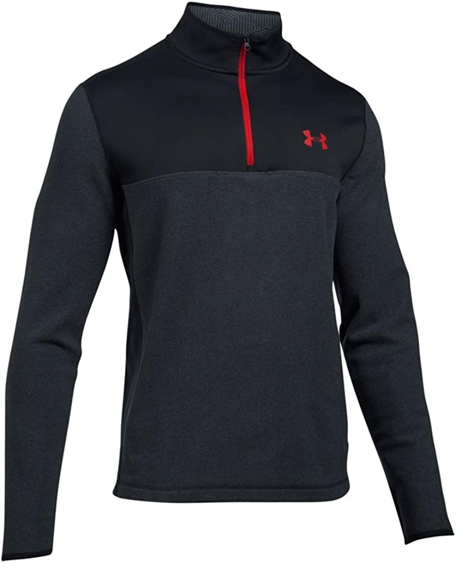 Under Armour Mens ColdGear Infrared Fleece /¼ Zip