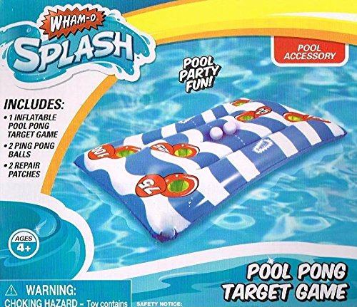 Wham-O Splash Pool Pong Target Game