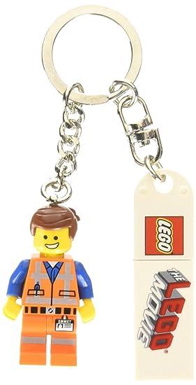 LEGO Emmet Key Chain Juego de construcción - Juegos de construcción (6 año(s))