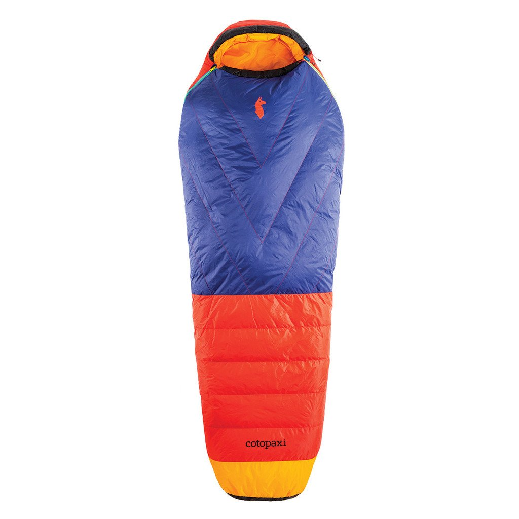 good Cotopaxi Sueño Camp Sleeping Bag - Lightweight 15 Degree 800 Fill Duck Down (Cold Weather)