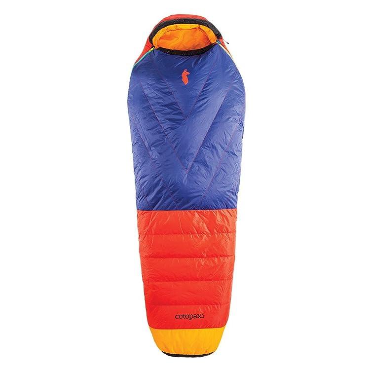 Cotopaxi Sueno Sleeping Bag - Red/Blue