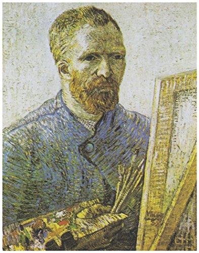 (SELF PORTRAIT: Van Gogh ~ Art Print. (11