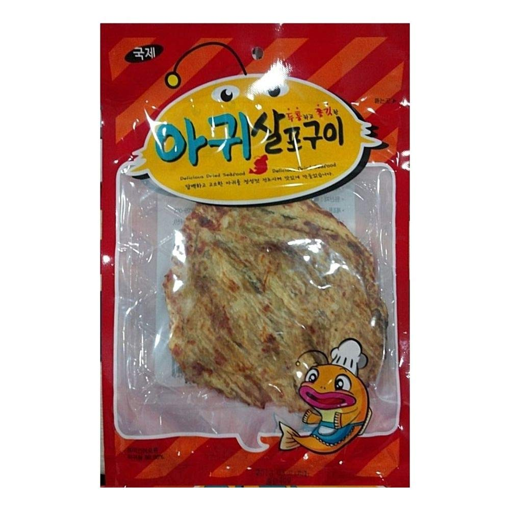 Dried Roasted Crotch 40g x 5 count