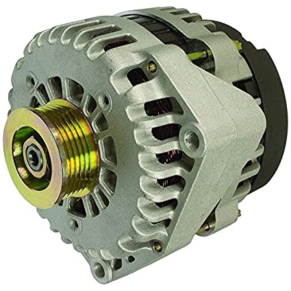 amazon com new alternator 12v 145 amp fits chevy chevrolet gmc rh amazon com 1970 gmc truck alternator 1970 gmc truck alternator
