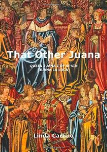 Book cover for That Other Juana