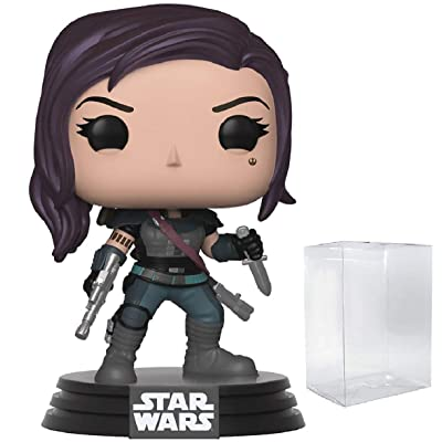 Funko Star Wars: The Mandalorian - Cara Dune Pop! Vinyl Figure (Includes Compatible Pop Box Protector Case): Toys & Games