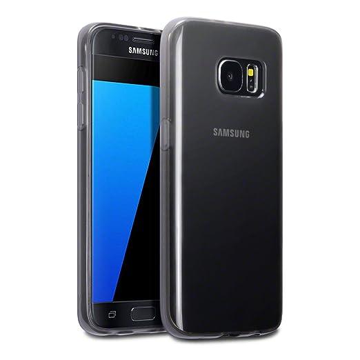 16 opinioni per Galaxy S7 Cover, Terrapin TPU Gel Custodia per Samsung Galaxy S7 Custodia,