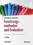 Forschungsmethoden und Evaluation in den Sozial- und Humanwissenschaften (Springer-Lehrbuch) (German Edition)
