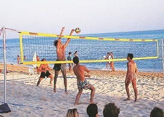 Volleyballnetz Bild