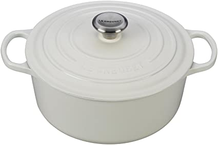Amazon Le Creuset Signature Enameled Cast Iron 5 12 Quart