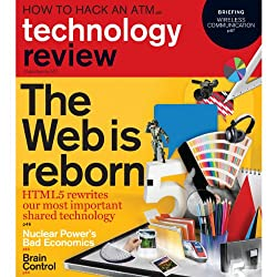 Audible Technology Review, November, 2010