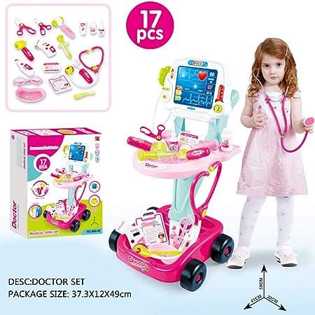 rosemaryrose Juegos De Médicos Traje Juguete Doctor Carro ...