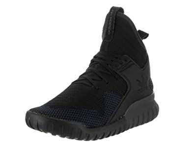 timeless design 795e6 0681d adidas Tubular X Pk Black Dark Grey Black Mens Style  S80132-Blk