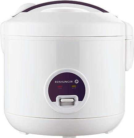 ✔ ARROZ HERVIDO PERFECTAMENTE – Nuestra hervidora de arroz Reishunger es ideal para arroz blanco y a