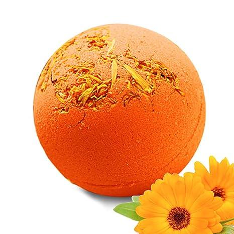 CQ Bombas De Baño Crisantemo Sal De Explosión Bola De Baño Burbuja Bola De Aceite Esencial: Amazon.es: Deportes y aire libre