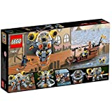 Lego 70610 NINJAGO® MOVIE™ Turbo Qualle