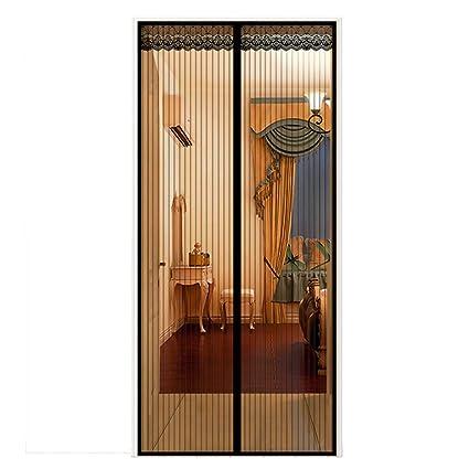 Amazon.com: Eight Horses-M Magnetic Door Screen,Keep Bugs ...