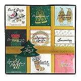 Tea Variety Gift Set - 9 Unique Blends   Earl Grey, Peppermint, Jasmine, Lemon Honey, Pomegranate, Orange Spice, and more