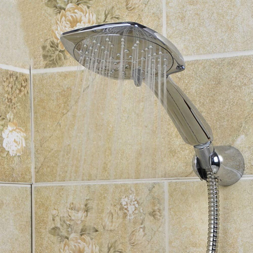 KangHS Ducha de mano/Cabezal de ducha Universal Square Shape Abs Plastic Handheld Mix Rain Whirl Suministros de baño Durable Spray suave Modo 3: Amazon.es: Bricolaje y herramientas