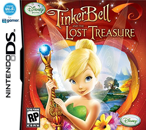 Disney Fairies: Tinkerbell and the Lost Treasure