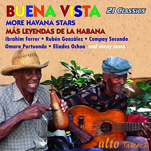 Buena Vista: More Havana Stars / Mas Leyendas De La Habana