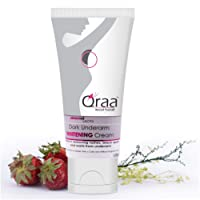 Qraa Advanced Lacto Dark Underarm Whitening Cream -100gm
