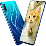 A70pro smartphone (17.0cm (6.7 inch) dual-SIM phone 512GB internal memory, 8GB RAM, black) - blue