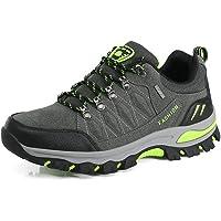 Dreamshow Wanderschuhe Herren Damen Trekking Schuhe Leichte Atmungsaktiv Outdoor Sneaker Walkingschuhe 35-47