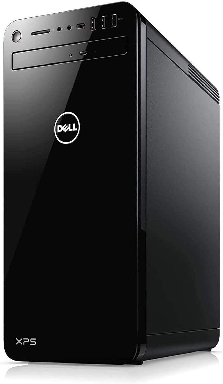 Dell XPS 8930 2020 Premium Desktop Special Edition I 9th Gen Intel Octa-Core i7-9700K I 32GB DDR4 1TB PCIe SSD 1TB HDD I 8GB GeForce RTX 2070 MaxxAudio WiFi DVD Win 10 + Delca 16GB Micro SD Card