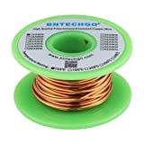 BNTECHGO 16 AWG Magnet Wire - Enameled Copper