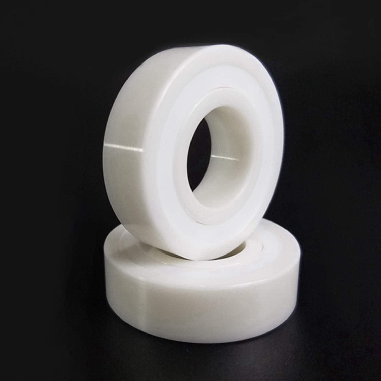 Noblik 1Pc 6806-2Rs Ball Bearings Sealed Full Ceramic Bearing Zro2 Braring 30X42X7Mm