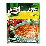 Knorr Sopa Instantánea de Fideos Sobre, 95 g