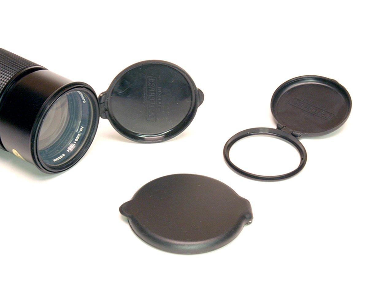 OP//TECH USA 0701621 62MM Filter Cap Black