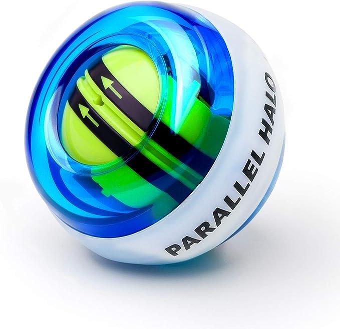 Wrist Ball Gyro Arm Exerciser Stärkungsball mit Griff
