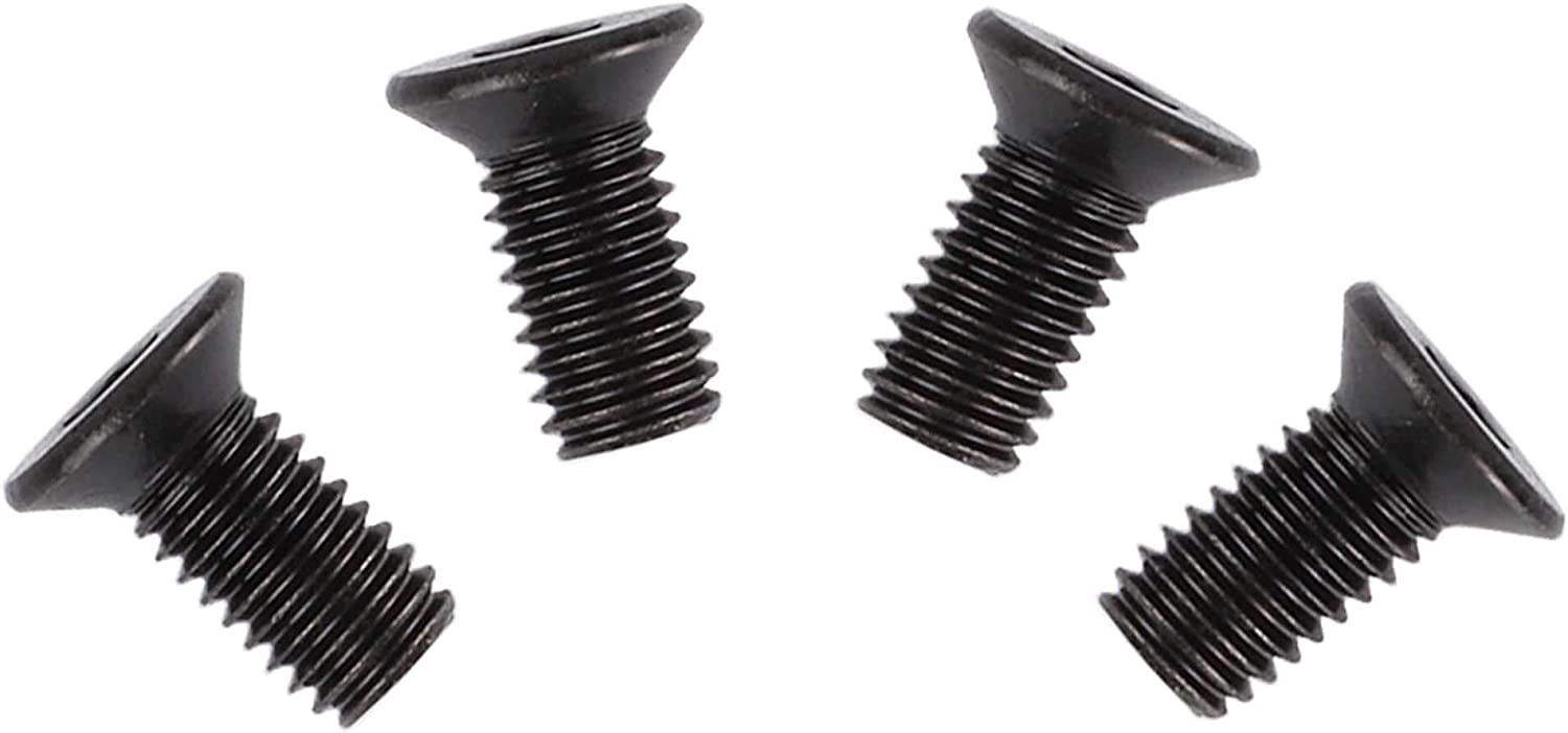 TOMALL Scooter Forehead Head Screw Accessories Stainless Steel Fixed Screw Kit 4 PCS for Xioami M365 Electric Scooter